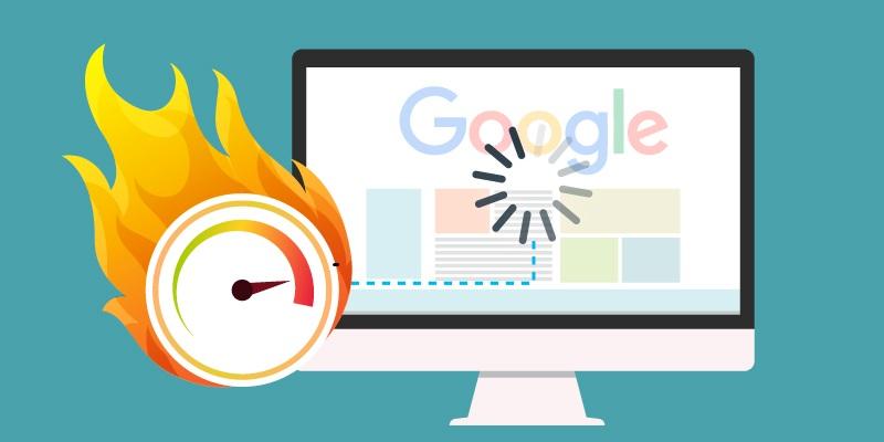 скорость загрузки web-сайта