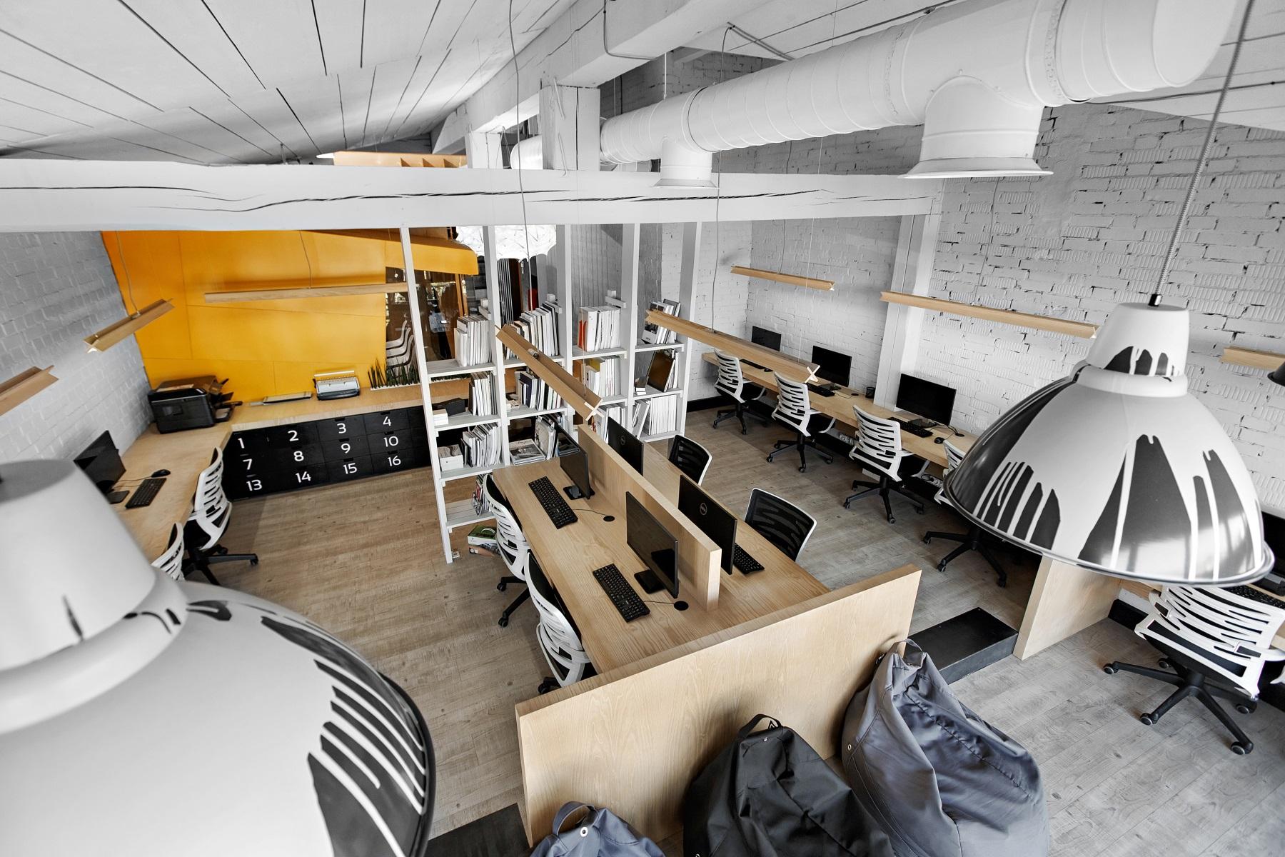 Комфортный офис для креатива