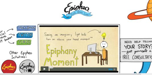 Epiphany moment