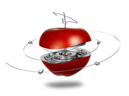 яблоко механизм